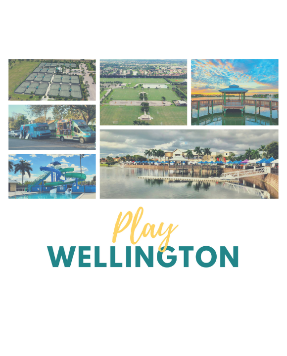 Play Wellington photo collage of scenes around the Village