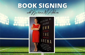 Book Signing with Katrina M. Williams